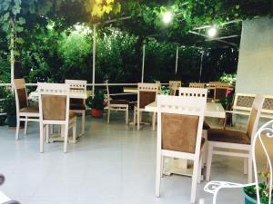 A restaurant or other place to eat at Anatoli Beach Hotel