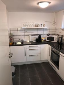 Küche/Küchenzeile in der Unterkunft Apartment Lori