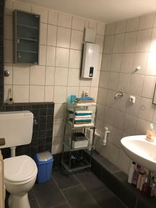 Ein Badezimmer in der Unterkunft Apartment Lori