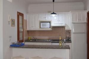 A kitchen or kitchenette at Villas Don Rafael