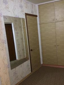 A bathroom at Апартаменты на Чапаева 24