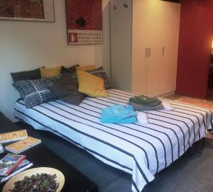 Un ou plusieurs lits dans un hébergement de l'établissement Casadiclaudia