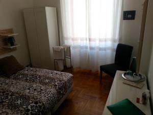 Кровать или кровати в номере Le Stanze del Papa