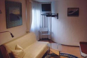 TV/Unterhaltungsangebot in der Unterkunft 2 Zimmer-Appartement Seerose