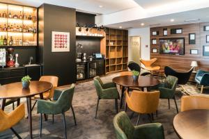 The lounge or bar area at Best Western Premier Natalija Residence
