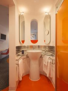 A bathroom at My Brighton