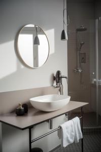 A bathroom at Villa Weiss