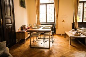 Restaurace v ubytování My Home in Prague