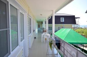 Балкон или терраса в Guest House Baden Baden