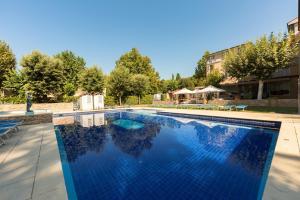 The swimming pool at or near Hotel Mirò Montecatini Terme