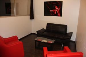 Zona de estar de Il Sogno Hotel