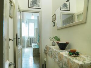 Un baño de Residenza Oltrarno