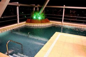 The swimming pool at or near Ros Tower Hotel