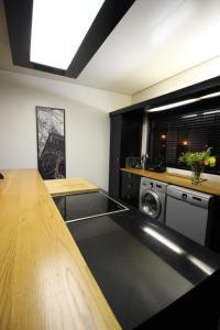 Cucina o angolo cottura di Portside 2