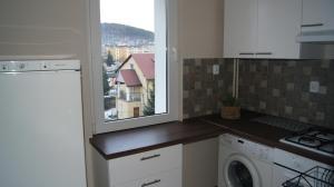 Kuchnia lub aneks kuchenny w obiekcie Apartament 22