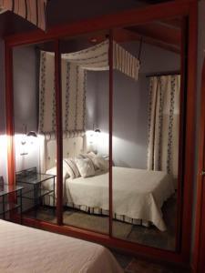 Cama o camas de una habitación en ORDINO 2 A