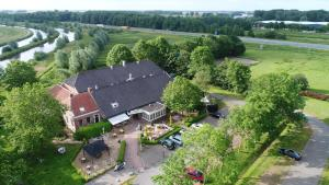 Hotel In den Stallen с высоты птичьего полета