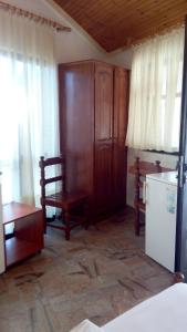 Μια τηλεόραση ή/και κέντρο ψυχαγωγίας στο Akis Apartments