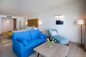 Część wypoczynkowa w obiekcie Hotel Continental Valldemossa