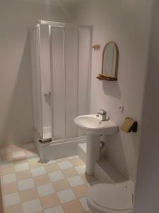 Ванная комната в Guest House Dobro Pozhalovat