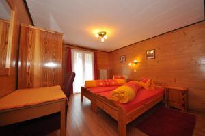 Ein Bett oder Betten in einem Zimmer der Unterkunft Apartment Regina