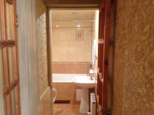 Ванная комната в Апартаменты на Ландышевой