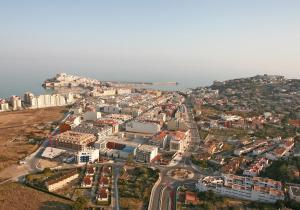 A bird's-eye view of Hotel Puerto Mar