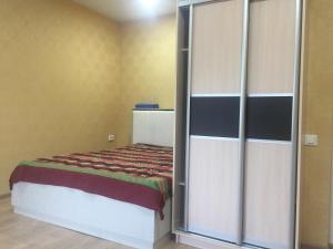 Кровать или кровати в номере Гостевой дом «Диана»