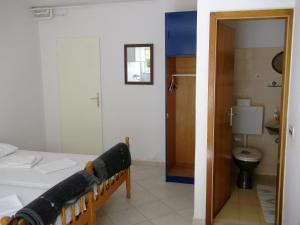 A bathroom at Soline accommodation