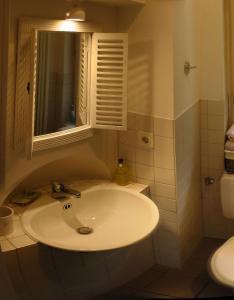 Ein Badezimmer in der Unterkunft Nepperberg