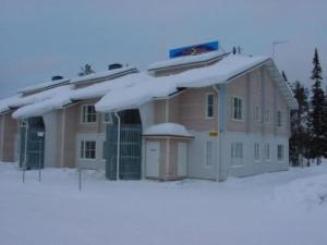 Holiday Home Yllästar 1 as 201 during the winter