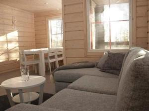 A seating area at Holiday Home White dream a