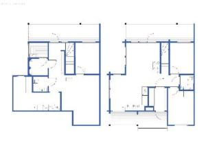 The floor plan of Holiday Home Karhu a