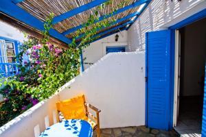Balcon ou terrasse dans l'établissement Hotel Landeris