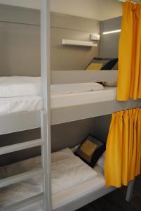 호스텔 마프 객실 이층 침대