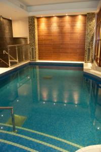 The swimming pool at or near The Savoy Hotel