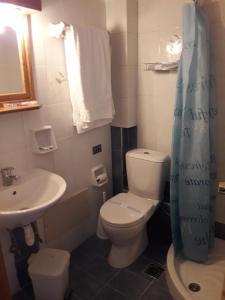 Ένα μπάνιο στο Πανσιόν Πωσειδωνία