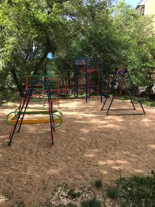 Детская игровая зона в Apartment on Leningradskaya 63
