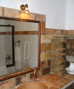 Ванная комната в El Perro de Paterna