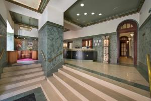 The lobby or reception area at EA Hotel Royal Esprit