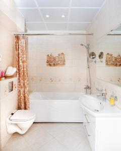 Ванная комната в Apart-hotel Lenina 57