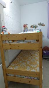 A bunk bed or bunk beds in a room at Stella Maris Hosting