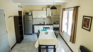 Una cocina o kitchenette en Estancia Río Abajo