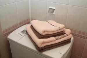 Ванная комната в Апартаменты Как Дома