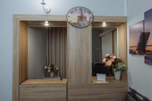 Лобби или стойка регистрации в Мини отель Фортуна-Сити на Анатолия Живова