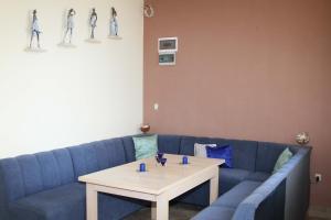 Кът за сядане в Семеен Хотел Власта