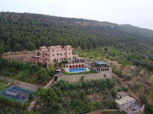 منظر Kasbah Illy من الأعلى