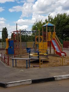 Детская игровая зона в Apartment on Lomonosova