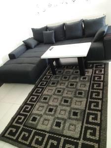 O zonă de relaxare la Apartament Bibi Mamaia Nord