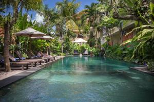 The swimming pool at or near Grand Sehati & Spa, Ubud